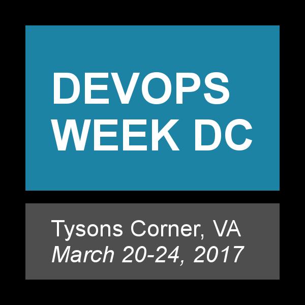 DevOps Week DC – Register Now!