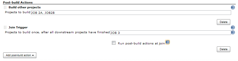Creating a Join