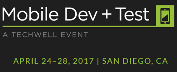 Mobile Application Testing at Mobile Dev + Test (San Diego, CA)