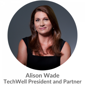 Alison Wade, Techwell President and Partner