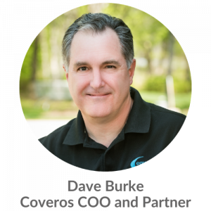 Dave Burke, Coveros COO and Partner