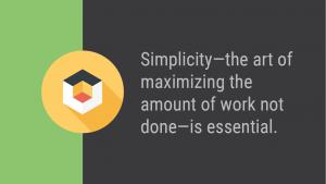 Maximize Through Simplicity