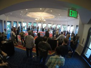 Speed networking at STARWEST 2018