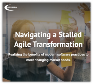 Navigating a Stalled Agile Transformation