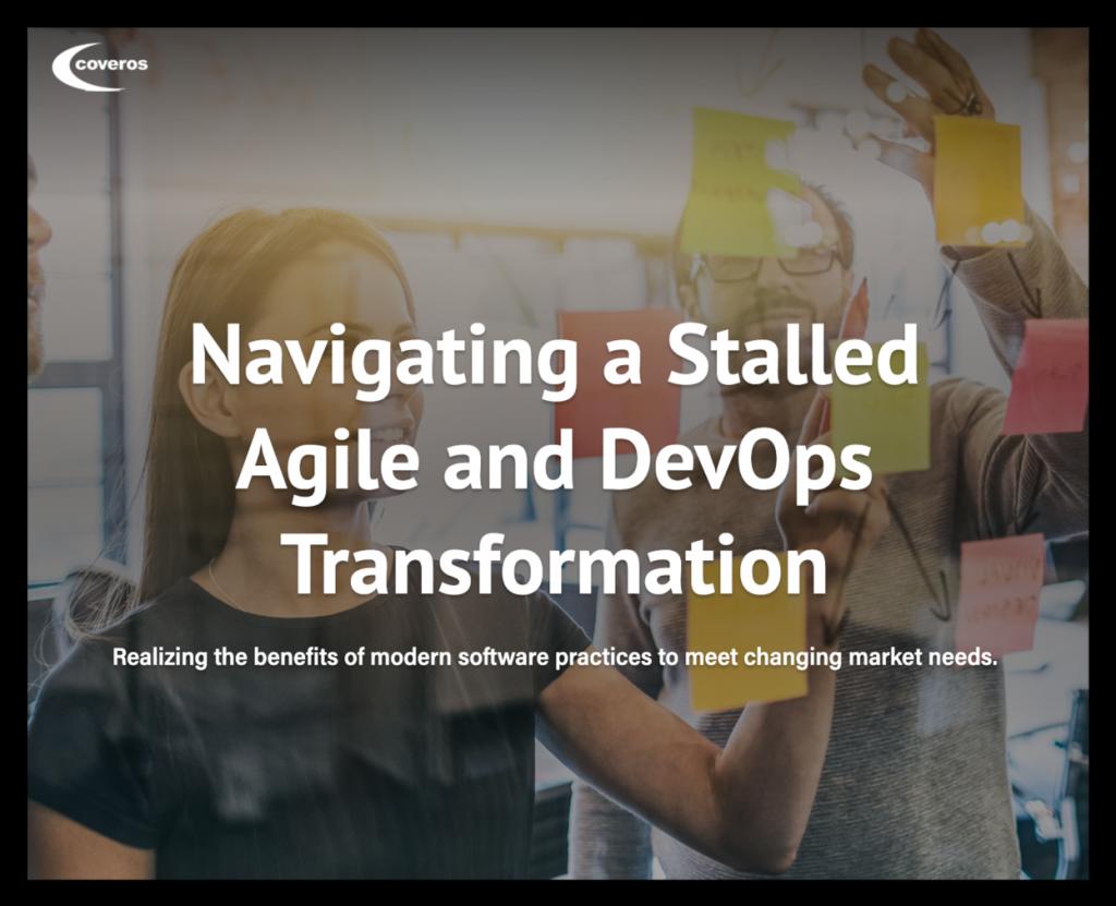 Agile DevOps Transformation